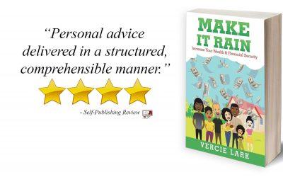 Self-Publishing Review Gives Make It Rain 4 Stars! | Self Publishing Review