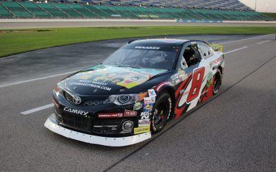 Start Your Engines | Make It Rain Sponsors NASCAR ARCA Driver Russ Lane, Owner of Russ Lane Racing!
